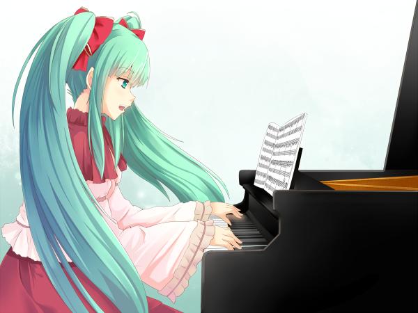 miku pianiste