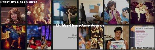 Nouvelle photos de Debby postées sur sont Twitter (Dernièrement) +  interview avec Good Morning LA