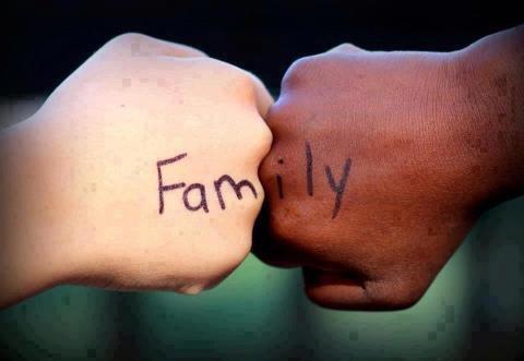 Aime si t'es pas raciste ♥
