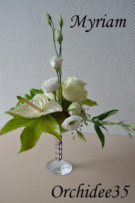 roses, anthurium, lysianthus