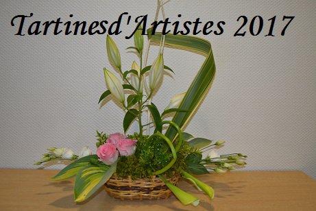 Tartines d'Artistes  2017 (1)