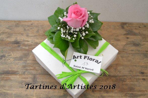 (1526) Tartines d'Artistes 2018