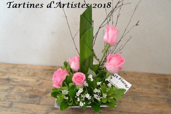 (1527) Tartines d'Artistes 2018