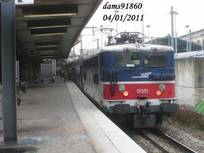 sncf divers gare du nord