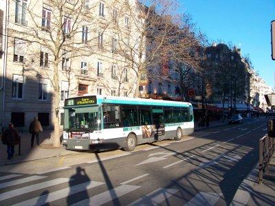 paris gare de lyon 16/01/2011