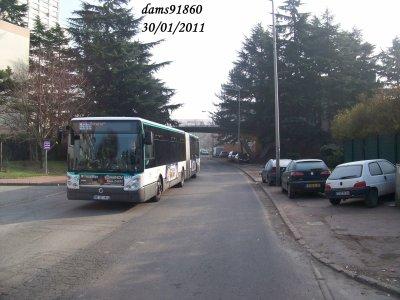 citélis 18 ligne 208 30/01/2011