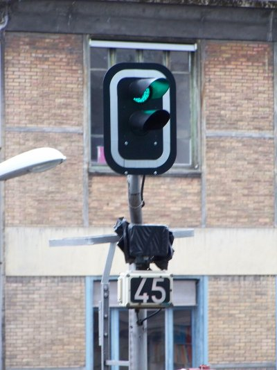 RATP signalisation métro 1 05/02/2011