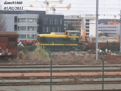 locotracteurs ratp massy 05/02/2011