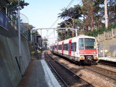 Z8100 classique SNCF 02/03/2011