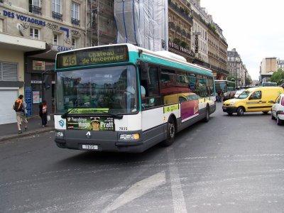 RATP 16/05/2011