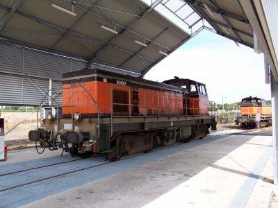 SNCF INFRA Villeneuve 13/06/2011