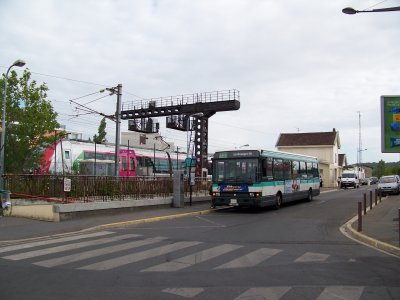 Ligne 133 Sarcelles St Brice 07/07/2011