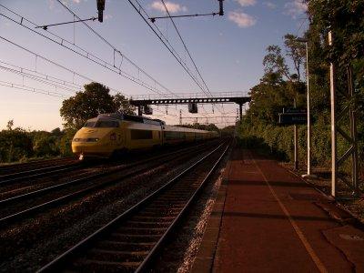 SNCF Brunoy 07/07/2011