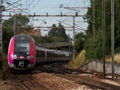 Divers SNCF Banlieue Nord 07/07/2011