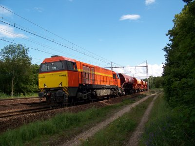 G2000BB colas rail