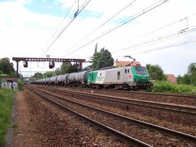 trains de fret sncf 22/07/2011