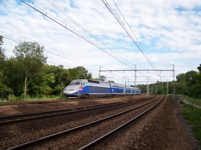 TGV sncf 22/07/2011