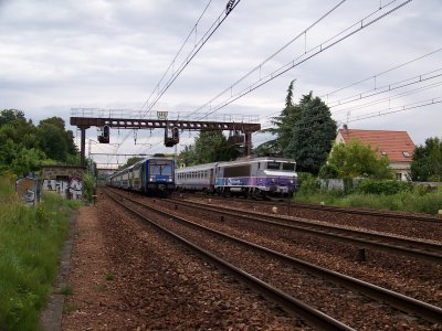 Z 5300, Z 5600, Z 20500 sncf 22/07/2011