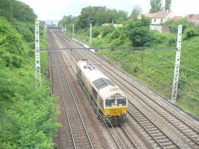 Class 77 ECR 22/07/2011