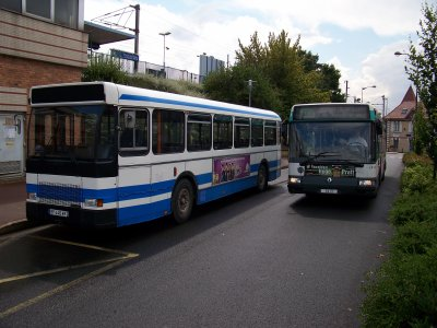 association Bus Parisiens sortie du 23/07/2011avec l'SC10R N°3860 ex RATP