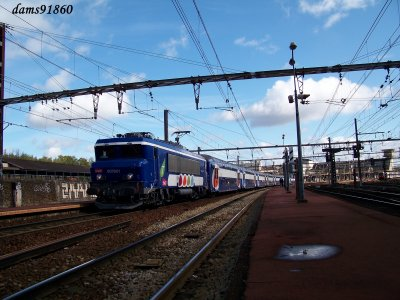 BB 7601 Versailles 18/09/2011