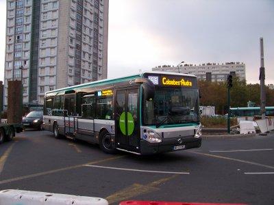 RATP citélis 12 lignes 61 131 166 276 13/10/2011