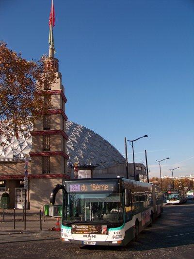 RATP divers 14/11/2011