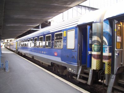SNCF corail lunéa