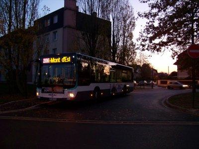 RATP divers 19/11/2011