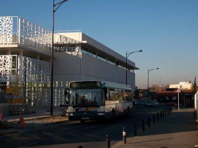 RATP lignes 208/308 20/11/2011