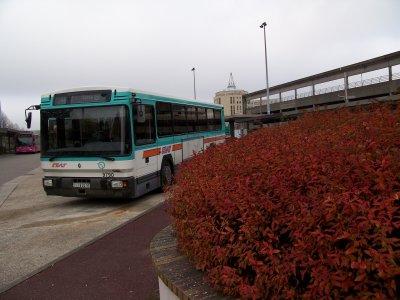 RATP CEAT ligne 421 26/11/2011