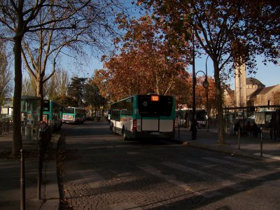 RATP citaro 189 30/11/2011