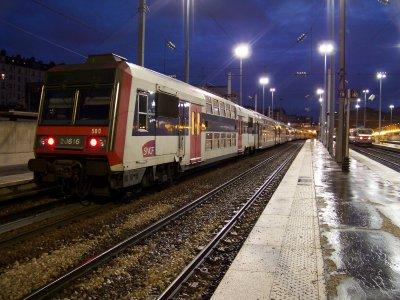 SNCF gare du nord 03/12/2011