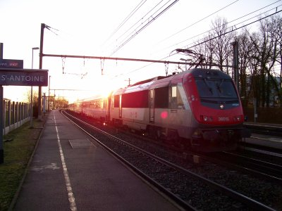 Thello à Brunoy 21/12/2011 et à Boussy St Antoine 24/12/2011