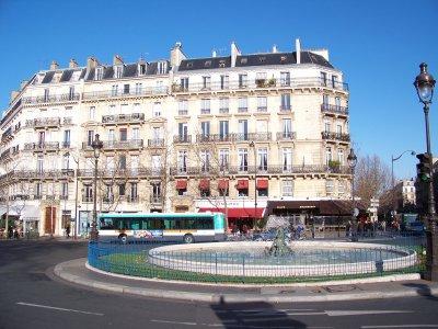 RATP divers Paris 14/01/2012