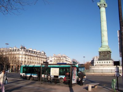 RATP divers Paris 14/01/2012