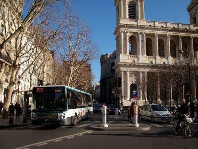 RATP divers Paris 14/01/2012 2