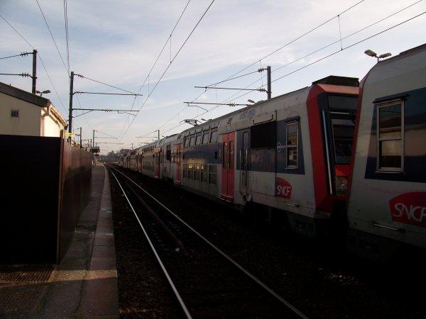 SNCF Villiers le Bel 9 mars 2012