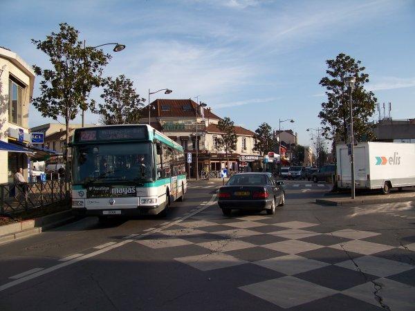 RATP Villiers le Bel 9 mars 2012
