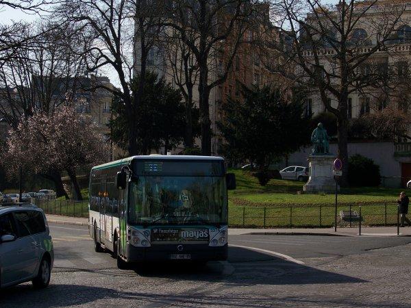 RATP ligne 32 09 mars 2012