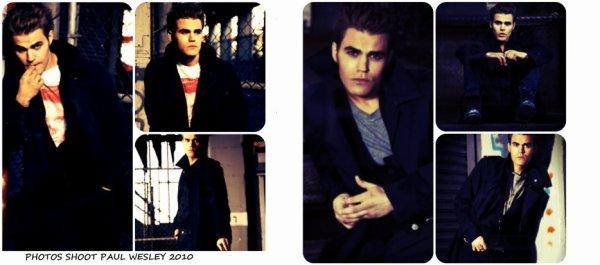 photo-shoot de Paul & Ian
