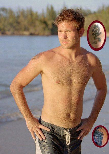 Les tatouage des acteur de vampire diaries !!!