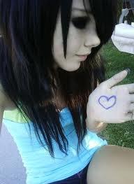 Coeur sur la maaiin ;P ♥