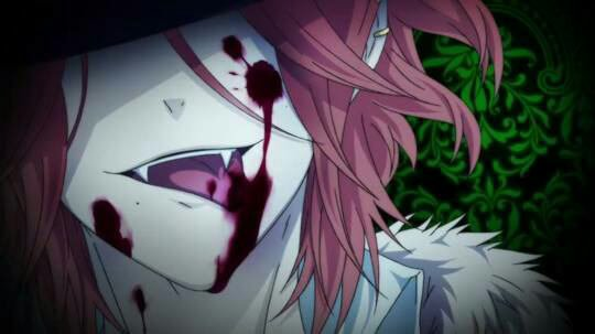 In your blood forever - Diabolik Lovers