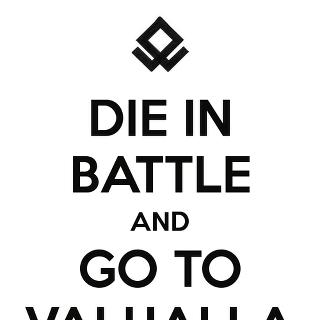 Ma bataille!