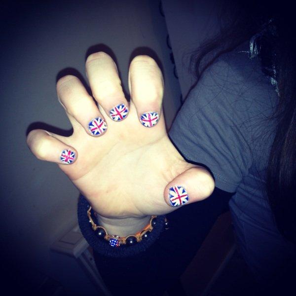 Nails arts :)