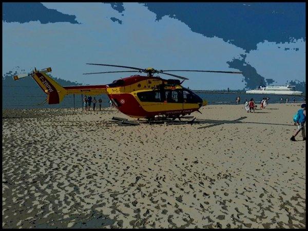 dragon 62 été 2013 plage de calais