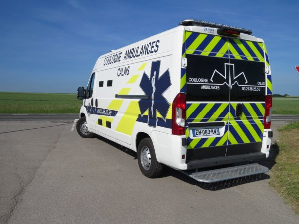 assu coulogne ambulances 2017