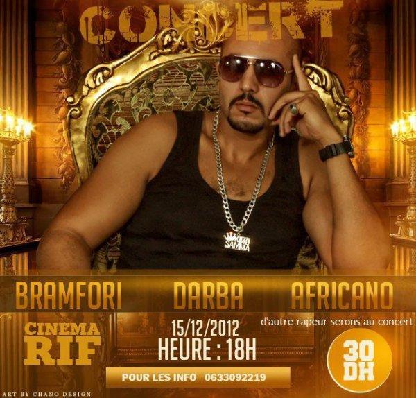 Concerto 15/12/2012 A Cinema RiF