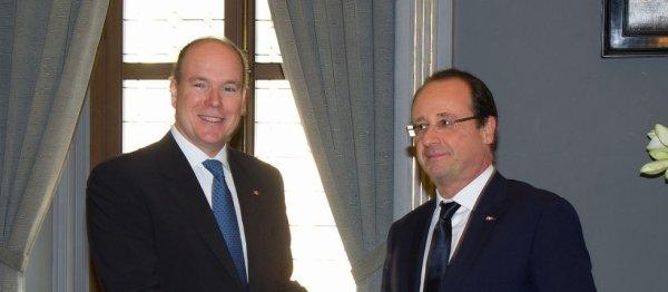 Albert de Monaco défie François Hollande au Ice Bucket Challenge !!!